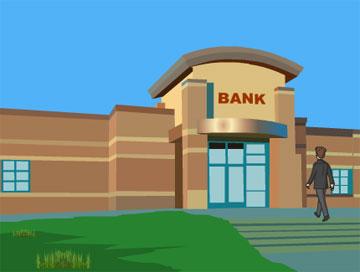 Ограбить банк (flash игра)