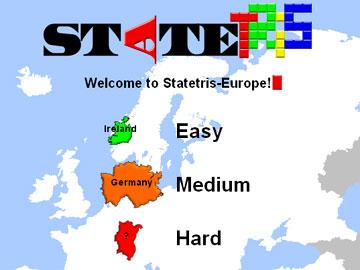 Знаешь ли ты географию? Проверь себя игрой тетрис