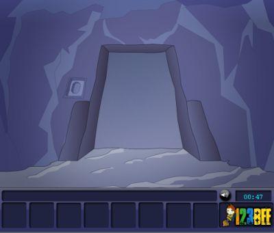 Выбираемся из пещеры (flash игра)