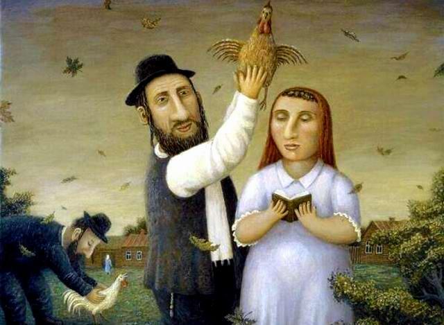 Один еврейский мальчик очень любил читать