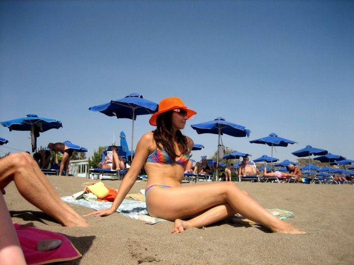 Лето и девушки