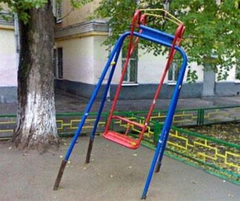 Ужасы детских дворов