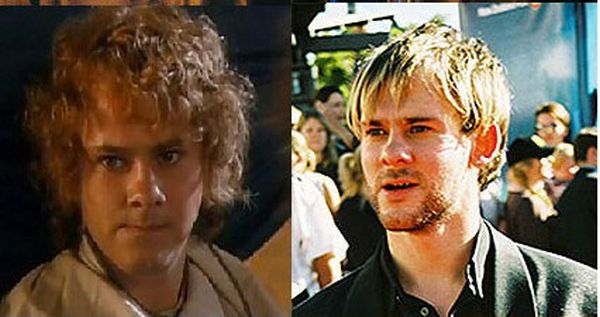 Актеры тогда и сейчас фото властелин колец игра звездные войны лего