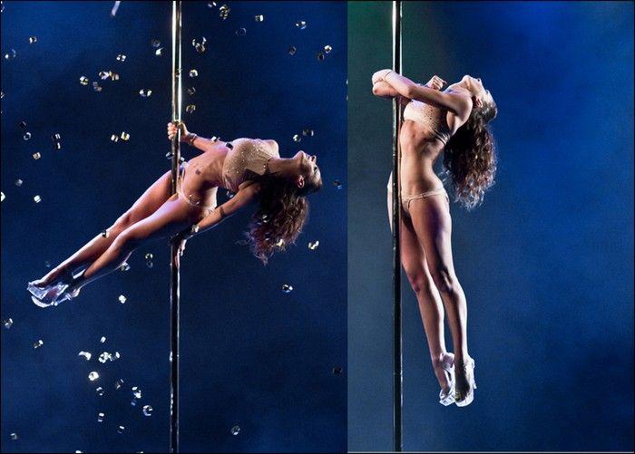 Искусство стриптиза (17 удивительных фотографий)